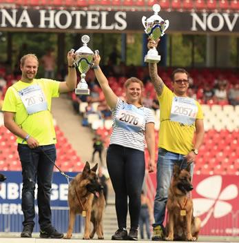 Duitse Herder Wereldkampioen